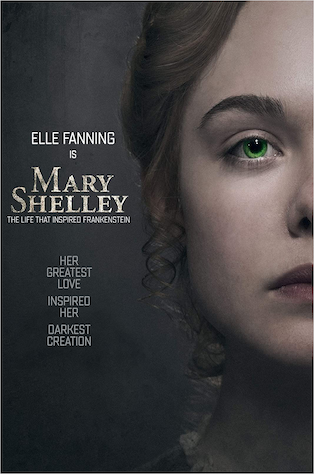 Mary Shelley Movie